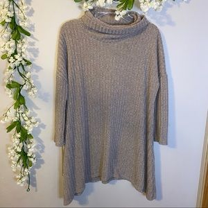 Sonoma S brown long sleeve